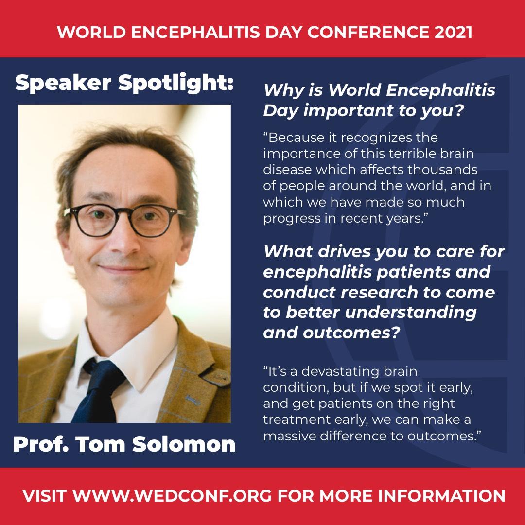 Prof. Tom Solomon