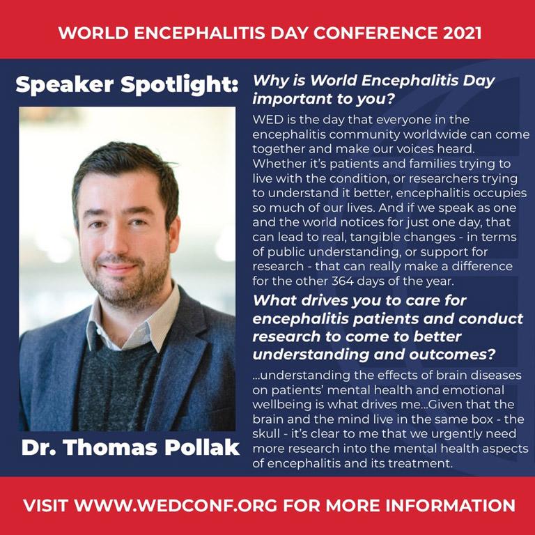 Dr. Thomas Pollak