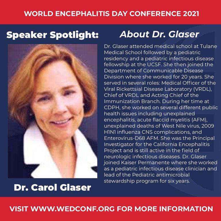 Dr. Carol Glaser